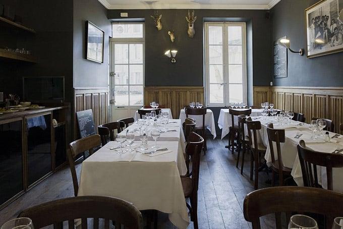 Restaurant la cantinetta sur le cours julien à marseille