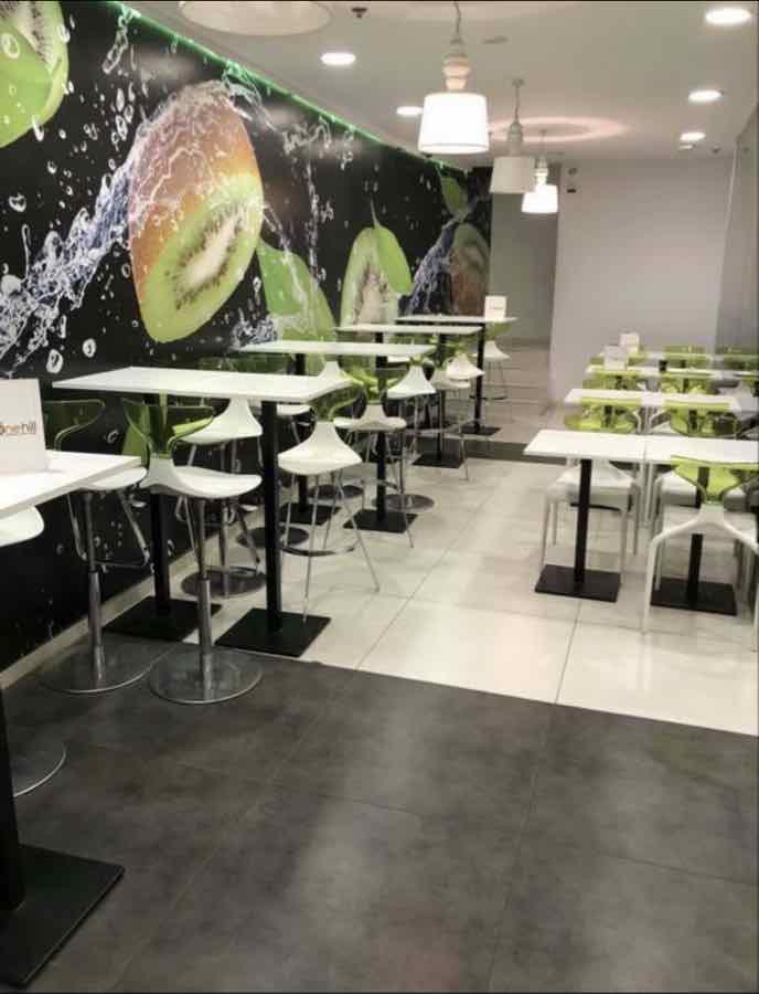 Sandwicherie & petite restauration à remettre à Ixelles - 1 emplacement AAA
