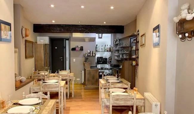 Restaurant à remettre à Namur centre