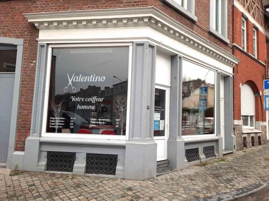 Salon de coiffure Valentino à remettre à Liège