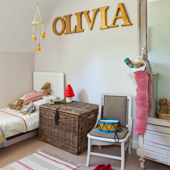 Decorar con blog de cestaland - Como decorar una habitacion infantil ...