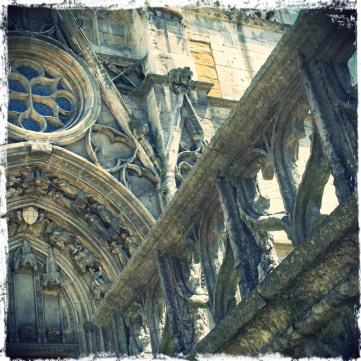 Vienne - cathedral