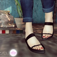 ::C'est la vie!:: Una Sandal for Fifty Linden Fridays.17th July