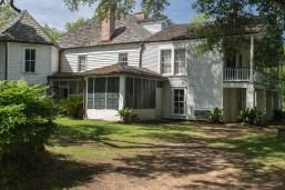 Main House Melrose Plantation