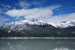 Cestou k Perito Moreno