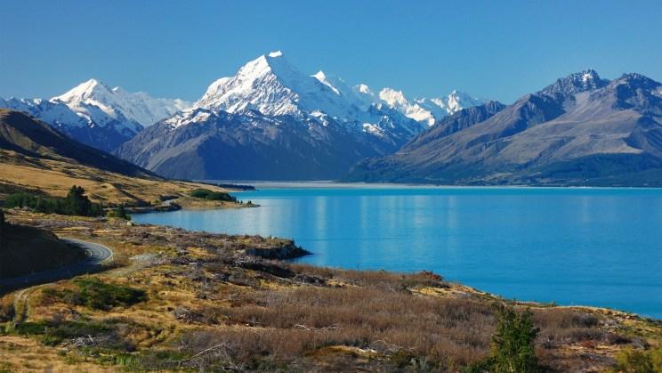 Nový Zéland 2014