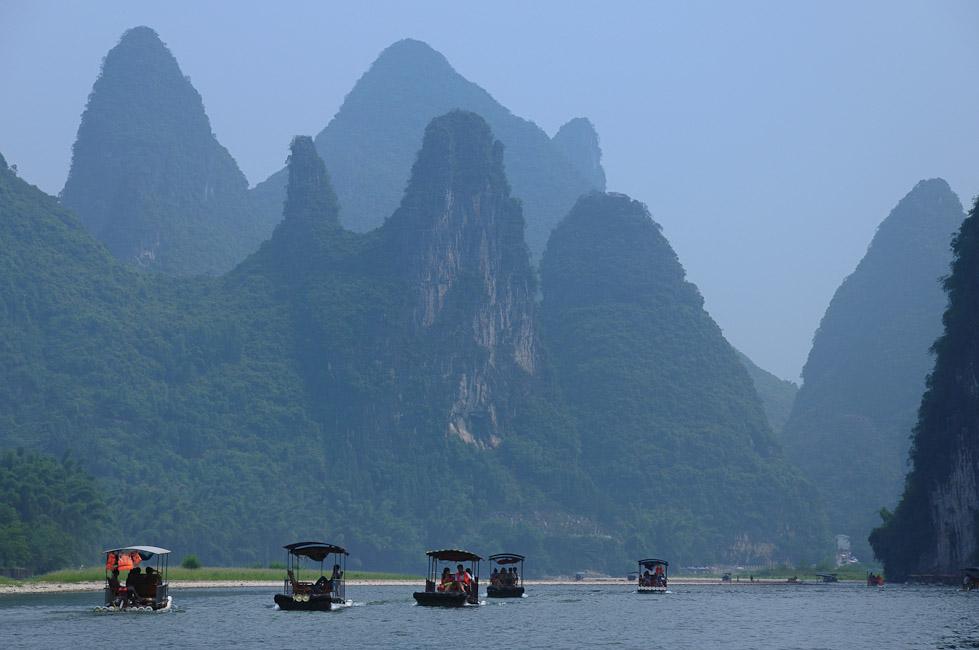 Řeka Li