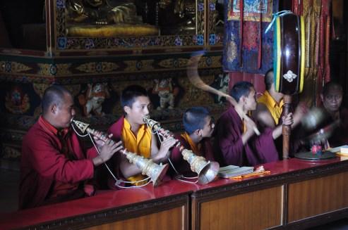 Buddha Ghyanghuti Gompa