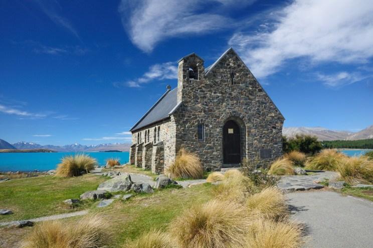 Lake Tekapo | Church of the Good Shepherd