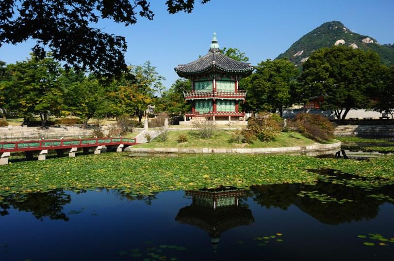 Soul | Palác Gyeongbokgung