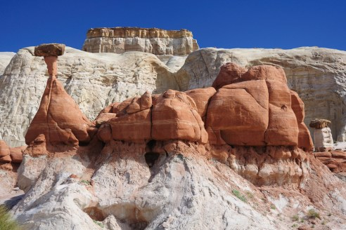 Rimrocks Hoodoos