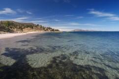 El lago de Titicaca