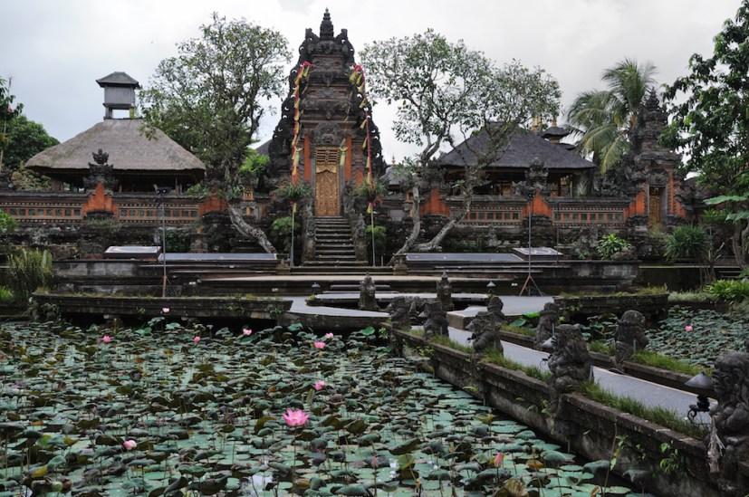 Ubud – Pura Taman Saraswati