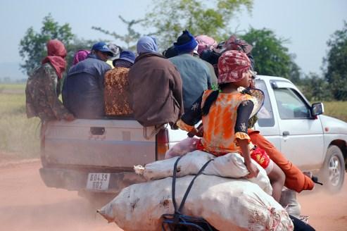 Cestou do Siem Reapu