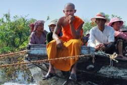 U vesnice Kompong Phluk