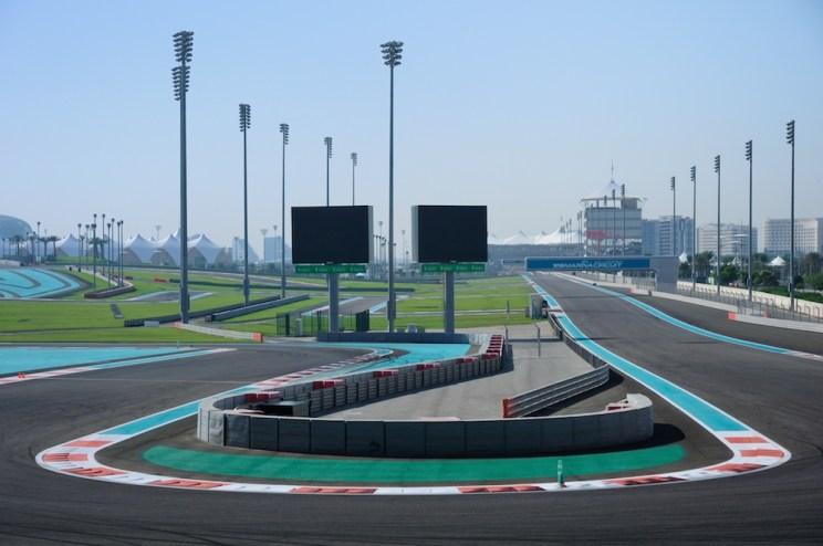 Abú Dhabí   Okruh F1