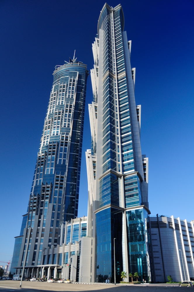 Dubaj |JW Marriott Marquis