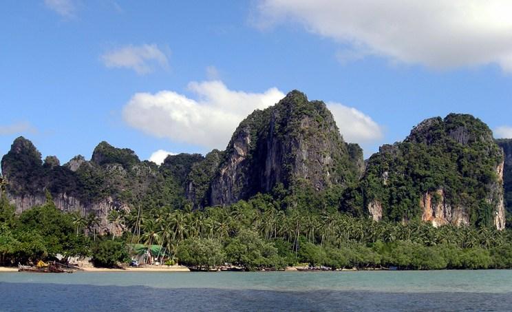 Poloostrov Krabi