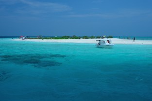 Maledivy | Sandbank