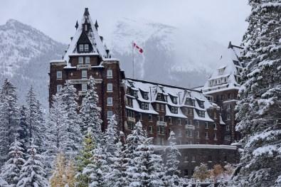 Banff | Fairmont Banff Springs
