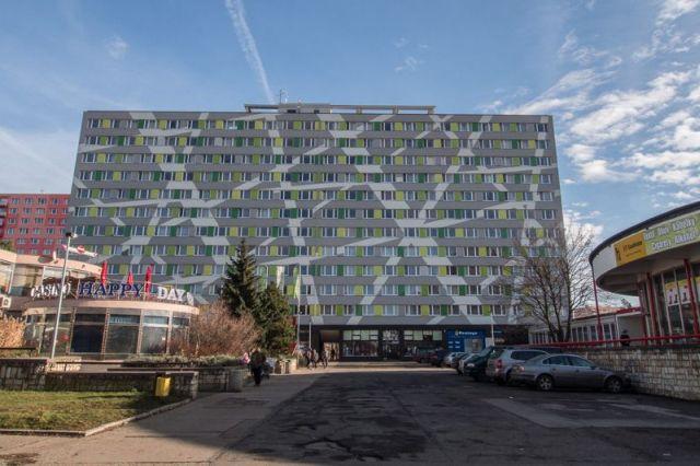 Rezidence Topolová