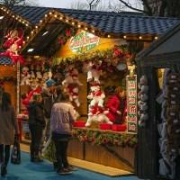Duch Vánoc v Evropě