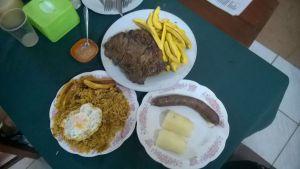 Tři typické bolívijské pokrmy