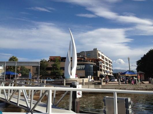 Port de Kelowna