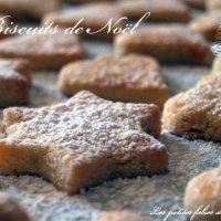Biscuits de Noël {recette spécial Noël}