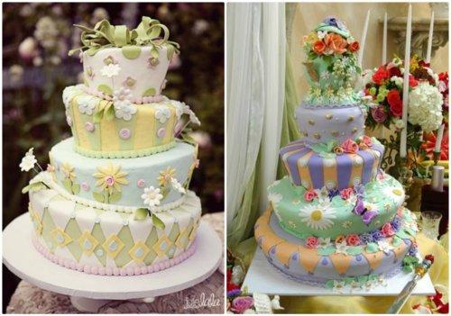 gâteaux de mariage Alice