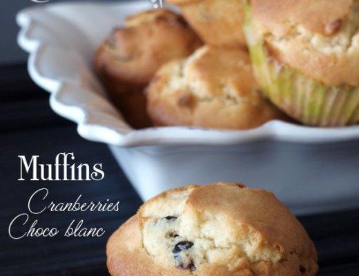 muffins-cranberries-chocolat-blanc