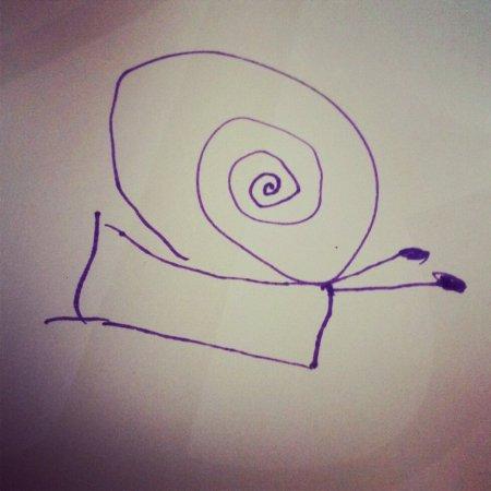dessin-escargot