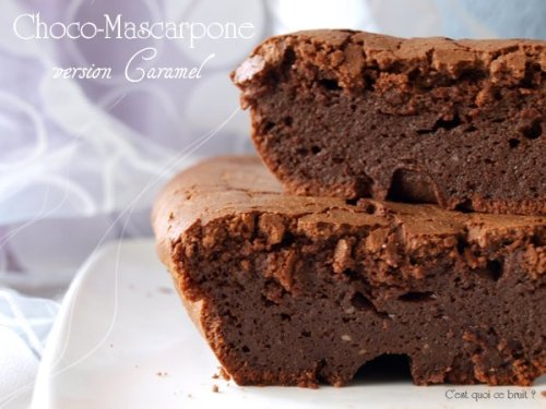 chocolat-mascarpone-gateau