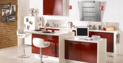 cuisine-hygena-rouge