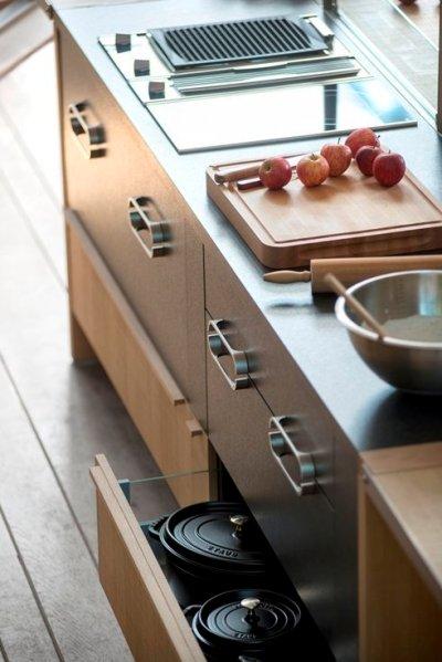 cuisine moderne bois métisse arthur bonnet thibault desombre