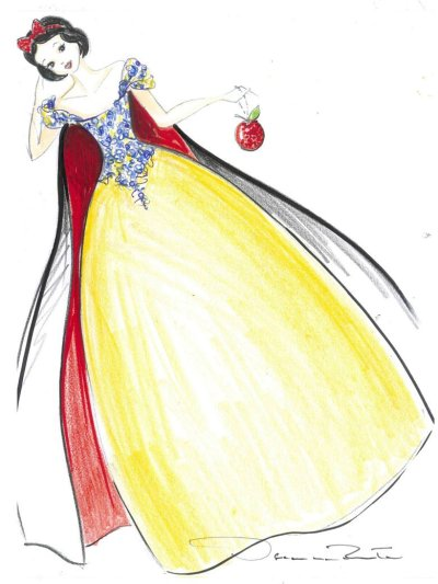 Blanche-Neige-en-Oscar-de-la-Renta