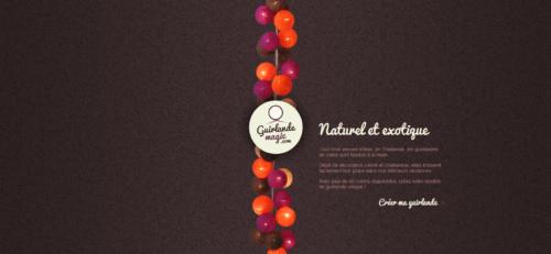 Guirlande Magic - Guirlandes lumineuses personnalisantes en coton - déco, luminaires, guirlandes thaïlandaises, lumières, intérieur, ambiance, thaïlande(1)