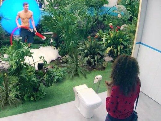 Flush-to-paradise