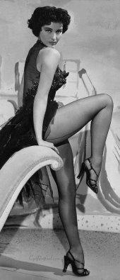 Cyd Charisse, avant les femmes étaient belles et sexys