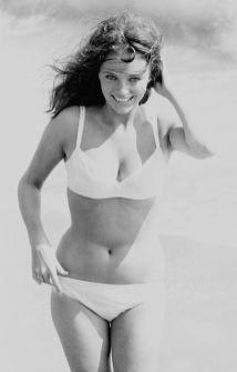 Jaqueline Bisset, femme sexy des années 50