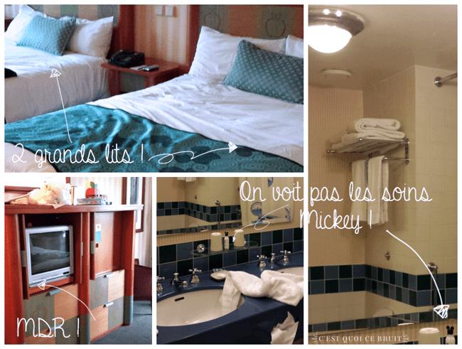 4 nuits à Disneyland Paris à l'hôtel New-York (avis)
