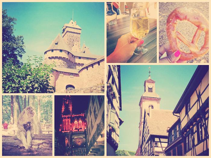 A la découverte de l'Alsace !