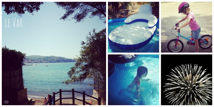 Mon été, mes vacances, mes rencontres ! (l'été des blogueurs) : le Var