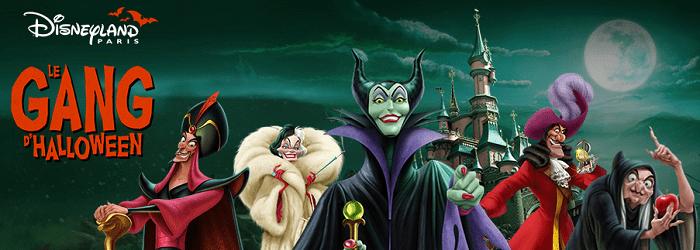 Les méchants débarquent à Disneyland Paris