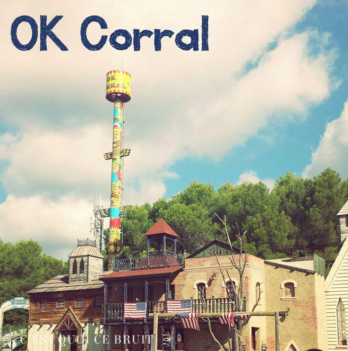 Ok Corral à Cuges les Pins, notre avis