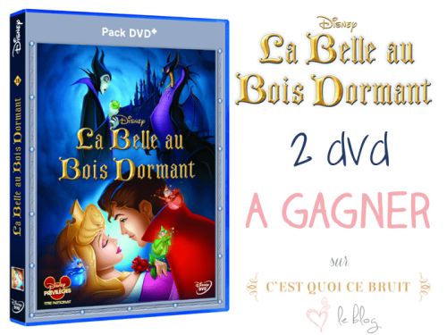 La belle au bois dormant dvd Disney