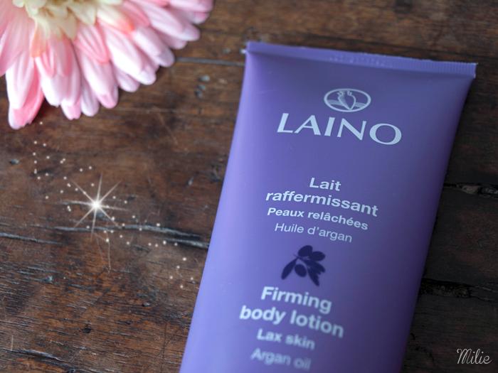 Opération douceur : lait raffermissant Laino