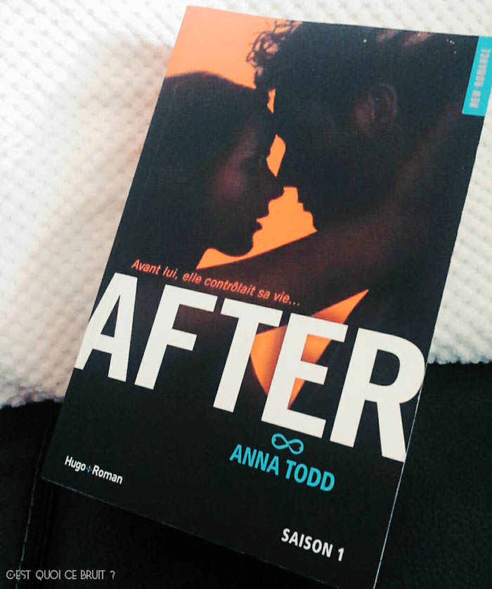 After d'Anna Todd, le best-seller écrit sur un smartphone ! (mardi sexy)