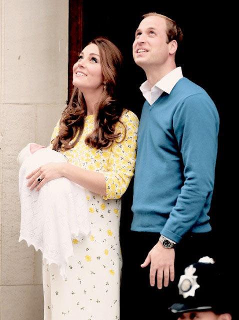 Le secret de la forme de Kate Middleton