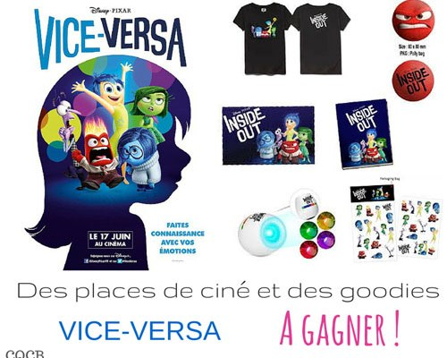 Concours Vice-Versa